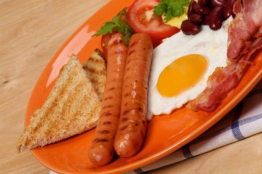 Classical English Breakfast