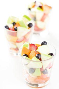 Tiny Fruit Salads