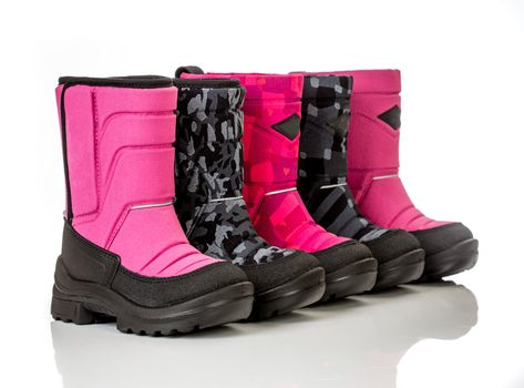 winter baby shoe