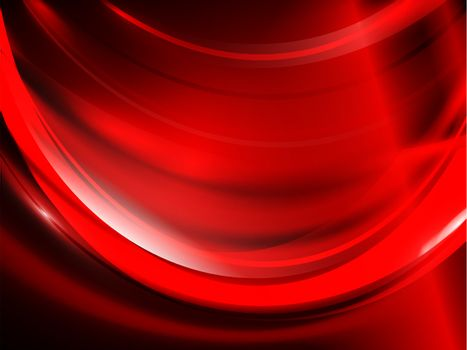 passion red abstract background