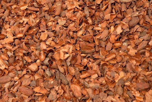 Wood Bark Chippings
