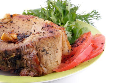 juicy Pork Chop