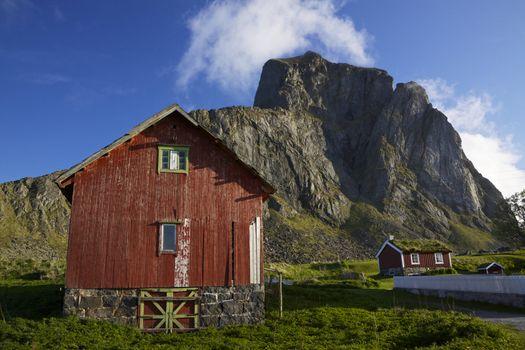 Nordic village