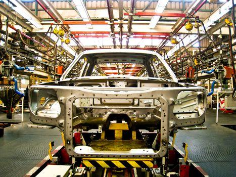 Car assembly line4