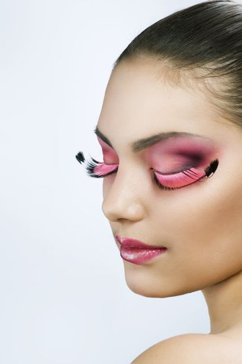 Luxury Fashion Makeup