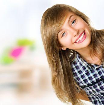 Teenage Girl Portrait