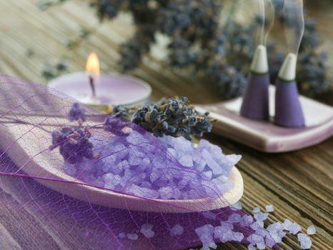 Lavender Spa Treatment