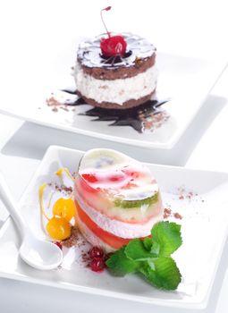 Cake Closeup