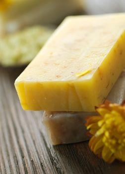 Natural Soap. Spa