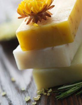 Spa. Natural Soap