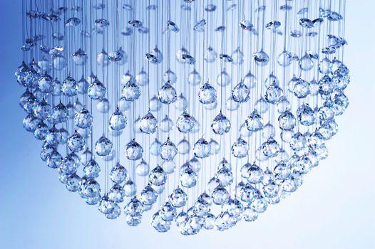 Modern Crystals Chandelier