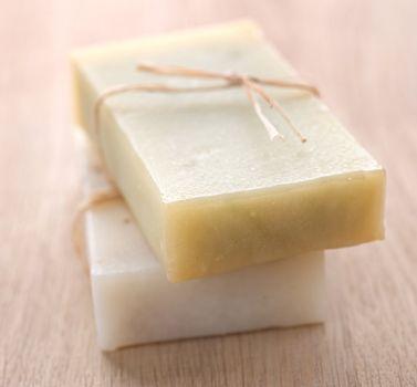Bar Of Natural Soap