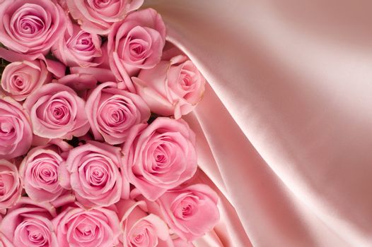 Roses And Silk
