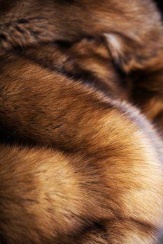 Luxury Sable Fur