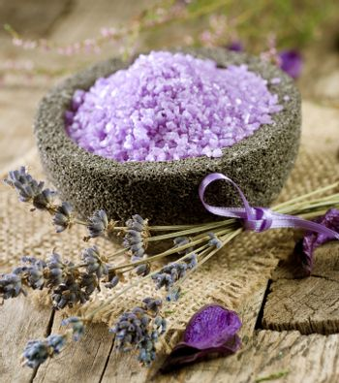 Spa Lavender treatment