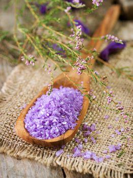 Spa Lavender Salt