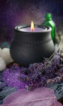 Spa. Herbal Medicine
