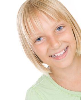 Beautiful Smiling Kid
