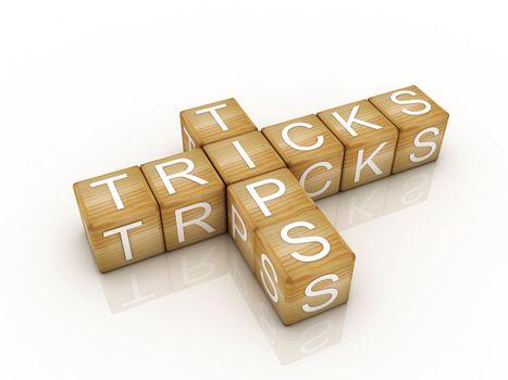 helpful tips and tricks symbol