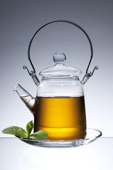 tea pitcher