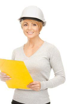contractor in helmet