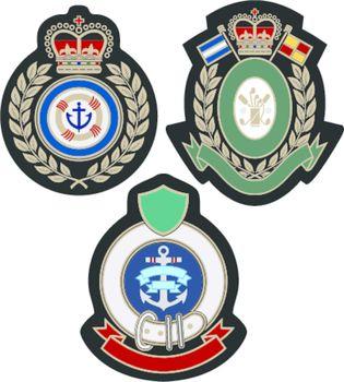 classic wealth glory badge shield