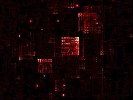 Complex Industrial Texture