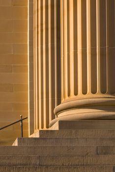 Sandstone Columns