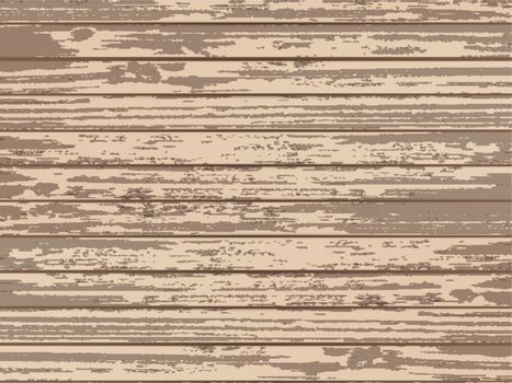 Empty Wooden Natural Tone Background