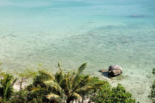 beach near phuket in thailand