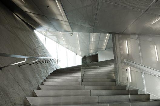 contemporary architecture  interior design detail