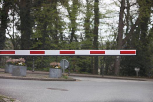 Road traffic barrier or boom