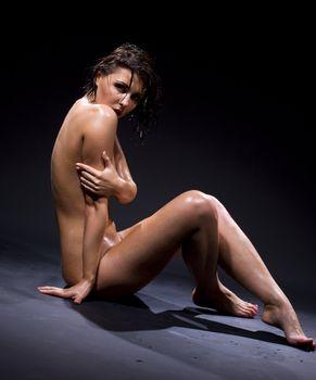 dark and naked
