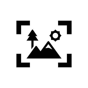 Image landscape icon