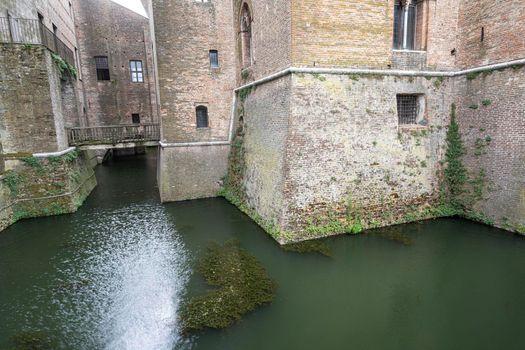 he Castle of San Giorgio in Mantua, Italy