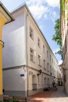 old palace in Riga, Latvia