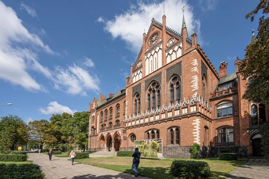 Art Academy of Latvia in Riga