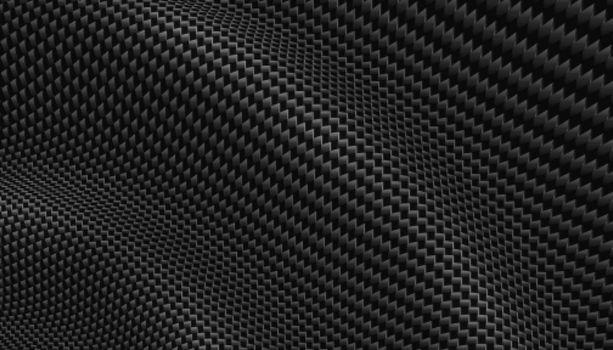 realistic carbon fiber texture 3d background