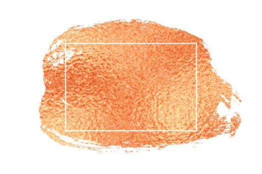 rose gold brush stroke texture background