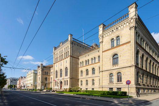 University of Latvia in Riga, Latvia