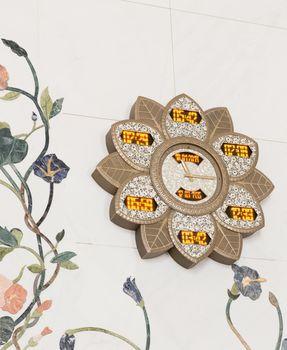 Muslim clock