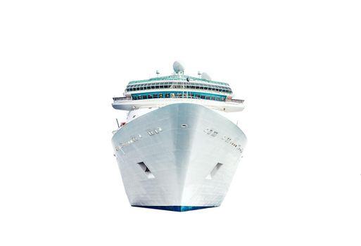 Cruise ship
