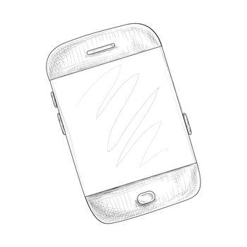 Hand Drawn Smartphone