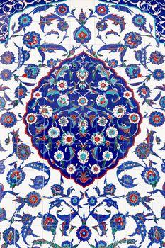 Tile ornament