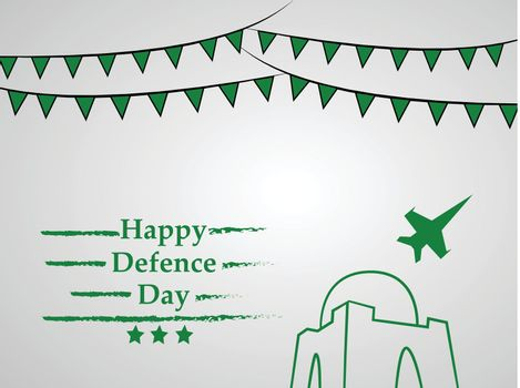 Pakistan Defence Day Background