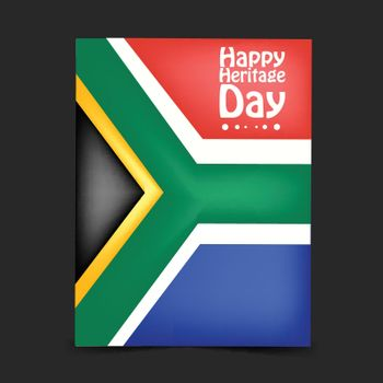 Heritage Day Background