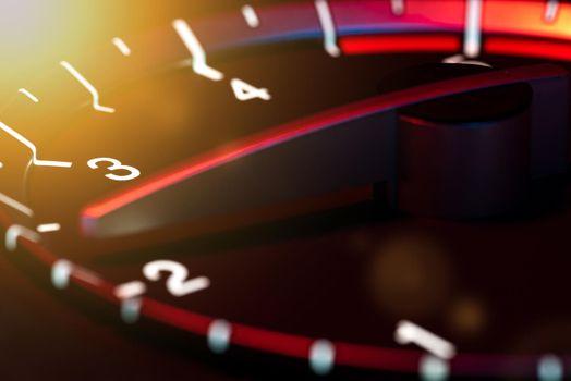 Rpm car odometer detail 7