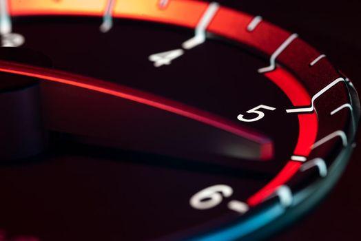 Rpm car odometer power speed 2