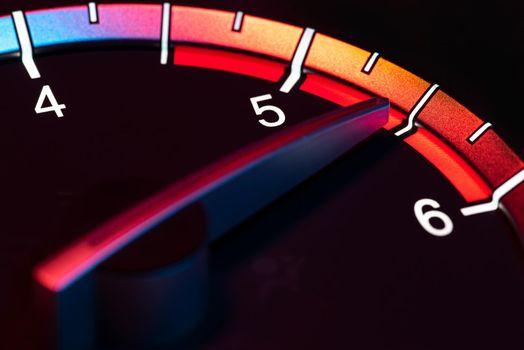 Rpm car odometer power speed 9