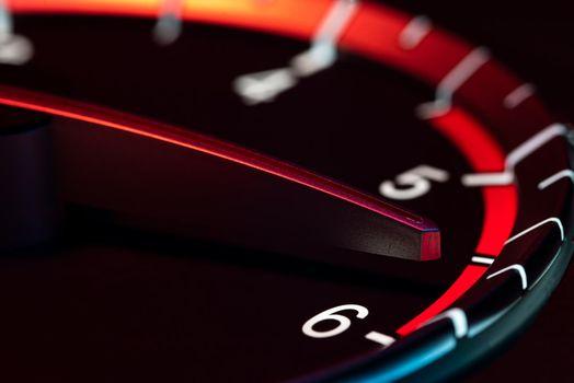 Rpm car odometer power speed 3